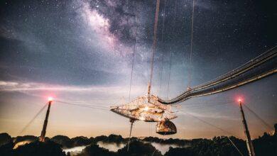 Photo of Un par de iniciativas buscan salvar el radiotelescopio de Arecibo