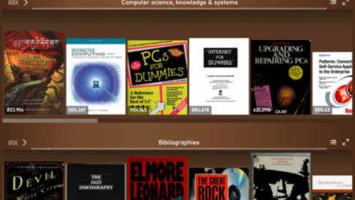 Photo of Internet Archive te permite explorar libros como si estuvieras en una biblioteca física