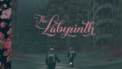 Photo of The Labyrinth por Simon Stålenhag, un mundo post apocalíptico en el que la humanidad quizás ya no tenga lugar