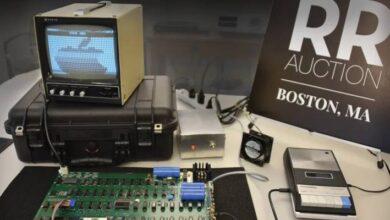 Photo of Apple-1 funcional y autografiada por Steve Wozniak se pone en subasta por mucho dinero