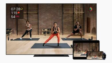Photo of Ya hay fecha oficial para la llegada de Apple Fitness+