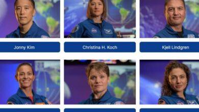 Photo of El equipo Artemisa de la NASA presentó a los 18 astronautas que viajarán a la Luna en el 2024