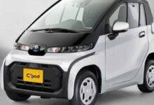 """Photo of Conoce las especificaciones del exclusivo """"C+Pod"""": el pequeño pero funcionar auto eléctrico que presentó Toyota"""