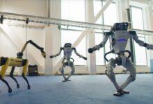 Photo of Boston Dynamics despide el año a puro baile