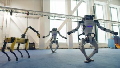 Photo of Boston Dynamics despide el año a puro baile