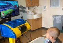 Photo of Nintendo instalará más consolas diseñadas para hospitales