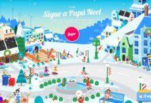 Photo of El Papá Noel de Google vuelve, este año con más juegos y actividades para niños