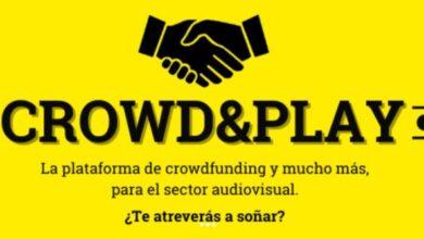 Photo of Crowd&Play, crowdfunding para cine y medios audiovisuales