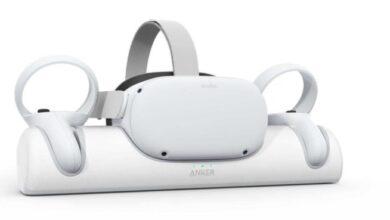 Photo of Una nueva forma de cargar nuestras gafas de realidad virtual