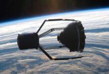 Photo of Una garra gigante para recoger basura espacial, lo nuevo de la ESA