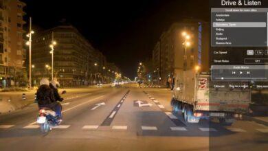 Photo of Para conducir virtualmente por ciudades del mundo mientras escuchamos la radio local