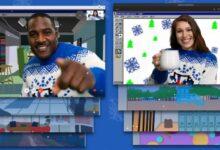 Photo of Microsoft Teams ahora con fondos y jerséis navideños