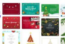 Photo of Cómo hacer tarjetas de Navidad usando Desygner
