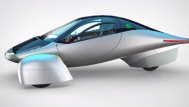 Photo of Aptera presenta un nuevo vehículo eléctrico solar
