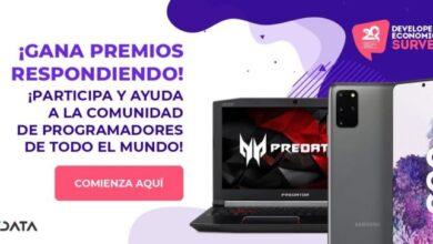 Photo of Nueva encuesta para programadores, con premios para quien responda