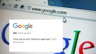 Photo of El problema de Google de hoy ha sido causado por un problema de cuota de almacenamiento interno
