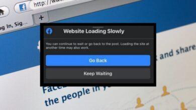 Photo of Facebook avisará si detecta que una web es lenta