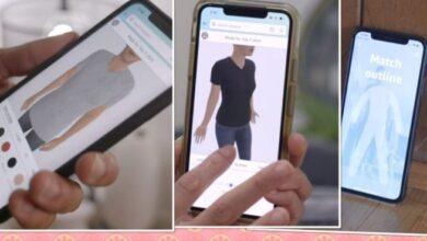 Photo of Amazon pide nuestras fotos y crea modelo 3D para ofrecer ropa personalizada