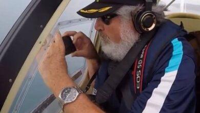 Photo of Un ambientalista deja caer su iPhone 6S desde un avión y horas después lo pudo recuperar intacto