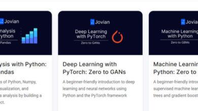 Photo of Una plataforma con cursos gratuitos sobre ciencia de datos y aprendizaje automático