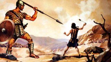 Photo of Goliat pudo no ser un gigante, según estudios científicos