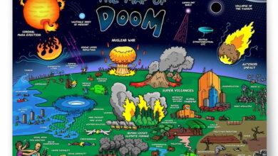 Photo of El póster de los posibles «Fines del mundo» en todas sus variantes, explicadas con detalle