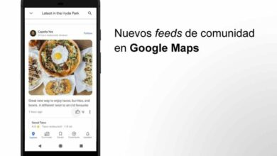 Photo of Google Maps despliega una nueva vía para estar al tanto de las zonas favoritas
