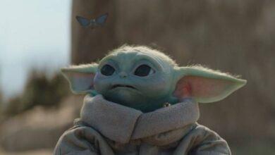 Photo of Activa el Grogu/'Baby Yoda' 3D en Google y sácate una foto con el maravilloso personaje de 'The Mandalorian'