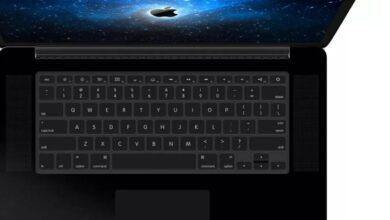 Photo of Apple trabajaría en una MacBook de color negro mate exclusivo