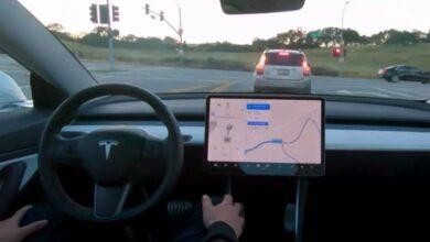 Photo of La función Boombox de los Tesla permite que auto emita cualquier sonido hacia el exterior del vehículo