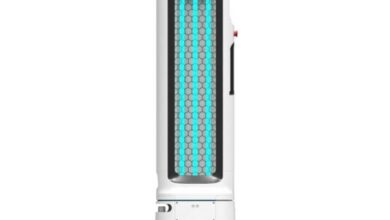 Photo of Así funciona el robot UV de LG que limpia espacios para prevenir el coronavirus