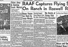 Photo of ¿Qué ocurrió realmente en Roswell? Esto dice el testigo principal en su diario