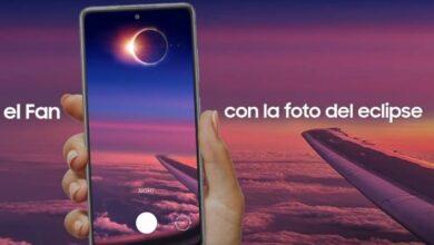 Photo of Samsung Chile te sube a un avión para fotografiar el eclipse con su Galaxy S20 FE – #S20FanEclipse