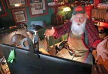 Photo of Santa Claus se adapta a la pandemia: ahora atiende por Zoom