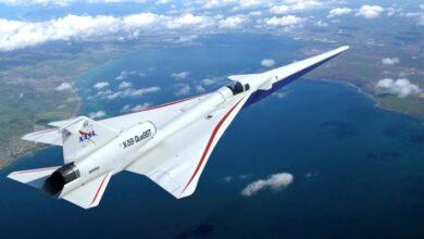 Photo of El silencioso Supersonic X-59 está más cerca gracias a un ensamblaje clave en el ala del avión, dice la NASA