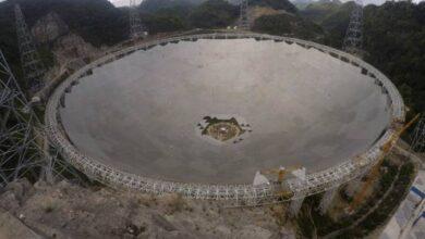 Photo of China inaugurará un telescopio casi el doble de grande que el de Arecibo