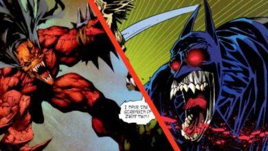 Photo of Batman: 5 versiones del héroe que te harán tener pesadillas