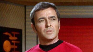 Photo of Star Trek: los restos de Scotty han estado a bordo de la Estación Espacial Internacional por mucho tiempo