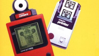 Photo of Retro: la Game Boy Camera de Nintendo demuestra cuánto ha avanzado la tecnología