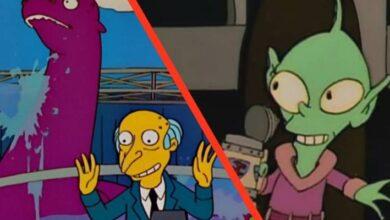 Photo of Los Simpson: esta es la razón por la que existen criaturas fantásticas y seres sobrenaturales en Springfield