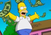Photo of Los Simpson: Homero es millonario, hizo una fortuna en secreto