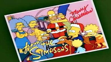 Photo of Los Simpson: este par de episodios navideños se planearon como el final de la serie