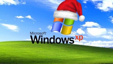 Photo of Retro: este secreto navideño escondido en Windows XP es lo que necesitas ver hoy