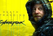 Photo of Cyberpunk 2077: Death Stranding obtiene contenido del juego de CD Projekt Red