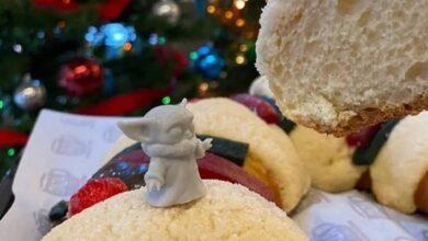 Photo of Baby Yoda se suma a la tradición y ahora está en la Rosca de Reyes, ¿dónde puedes conseguir una?