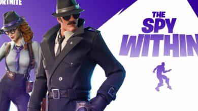 Photo of Por tiempo limitado Fortnite lanzó un modo de juego llamado The Spy Within y este se parece mucho a Among Us