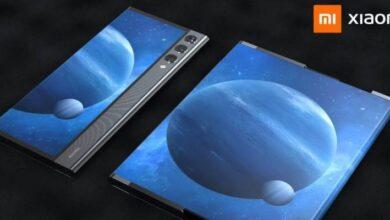 Photo of Xiaomi patenta smartphone que se enrolla y este render muestra cómo luciría