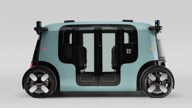Photo of Amazon ya tiene el primer prototipo de Zoox, un vehículo autónomo y eléctrico que cambiará el transporte urbano