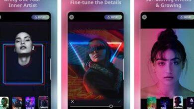Photo of Puedes añadirle a tus fotos los efectos Cyberpunk con esta app