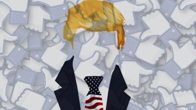 """Photo of Facebook e Instagram bloquearán las cuentas de Trump """"indefinidamente"""" porque """"el riesgo es demasiado grande"""""""